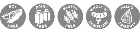 Nutrition icons