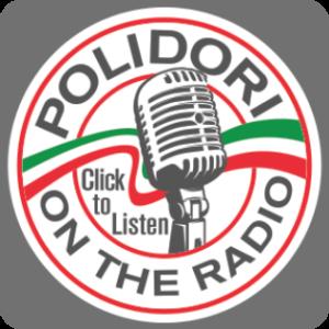 Polidori on the radio