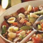 Italian sausage minestrone recipe