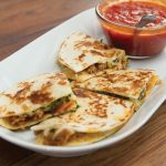 Sausage quesadilla recipe